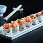 Exotic Sake Maki
