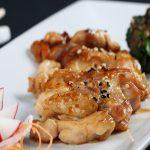 Pollo Yuan con Spinaci e Sesamo